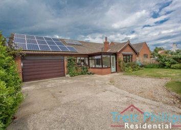 Thumbnail 3 bed detached bungalow for sale in Church Lane, Potter Heigham, Great Yarmouth
