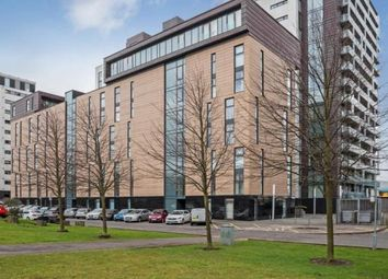 Thumbnail 1 bed flat for sale in Glasgow Harbour Terraces, Glasgow Harbour, Glasgow
