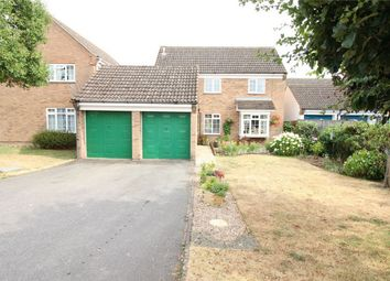 Thumbnail 4 bed detached house for sale in Sweetings Road, Godmanchester, Huntingdon