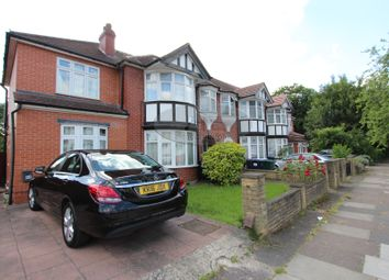 Thumbnail 1 bed flat to rent in Colin Crescent, London