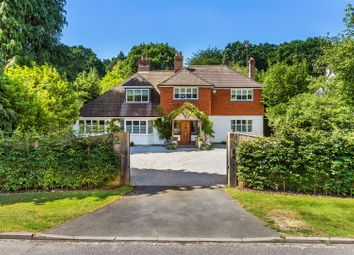 Thumbnail 4 bed property for sale in Woodland Avenue, Cranleigh