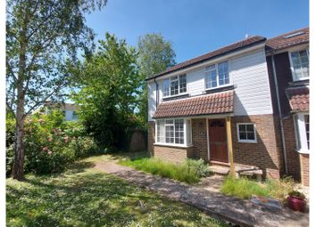 Thumbnail 3 bed end terrace house for sale in Church Lane, Pevensey