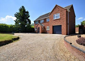 Thumbnail 5 bedroom detached house for sale in School Road, Brisley, Dereham