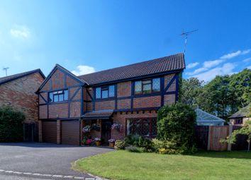 5 bed detached house for sale in Fennel Close, Farnborough GU14