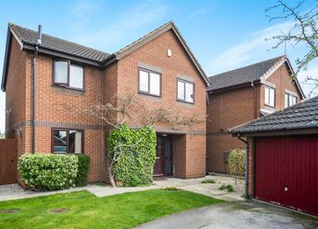 Thumbnail 4 bed detached house for sale in Avenswood Lane, Scunthorpe