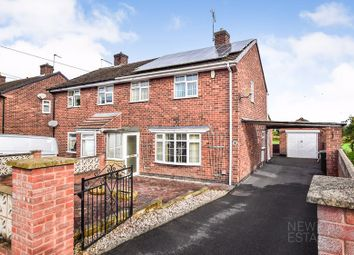 3 bed semi-detached house for sale in North Side, Tupton, Chesterfield S42