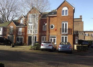 Thumbnail 3 bed town house for sale in Honeyman Close, Brondesbury Park, London