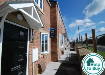 Thumbnail 2 bed terraced house for sale in Edward Street, Hobson, Newcastle Upon Tyne