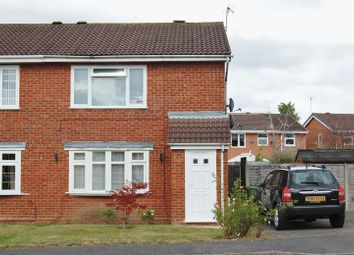 Thumbnail 1 bed flat for sale in Canterbury Drive, Perton, Wolverhampton