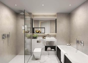 Thumbnail 3 bedroom flat for sale in Hampstead Manor, Kidderpore Avenue, Hampstead