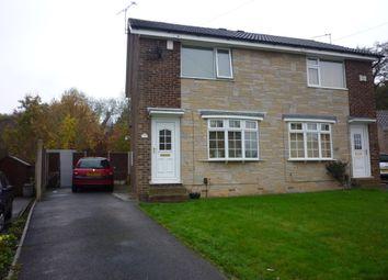 Thumbnail 2 bed semi-detached house for sale in Sherwood Drive, Harrogate