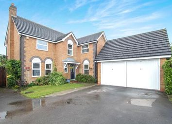 Thumbnail 4 bed detached house for sale in Pursey Drive, Bradley Stoke, Bristol, Gloucestershire