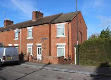 Thumbnail 4 bed end terrace house for sale in Railway Row, Codnor Park, Nottingham