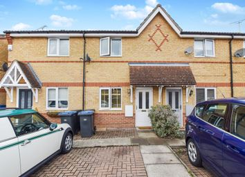 Thumbnail 2 bedroom terraced house for sale in Coalport Close, Newhall, Harlow