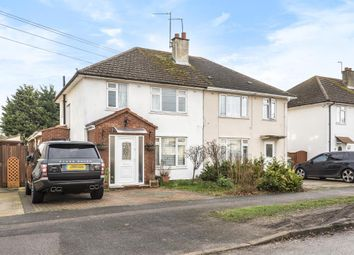 Thumbnail 4 bed semi-detached house for sale in South Abingdon, Oxfordshire