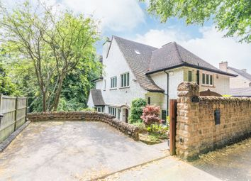 Thumbnail 6 bed detached house for sale in Warwick Road, Mapperley Park