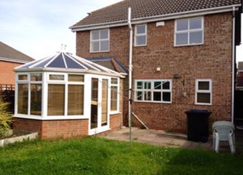 Thumbnail 5 bed detached house to rent in Nightingale Crescent, Bradville, Milton Keynes