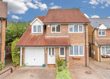Thumbnail 4 bedroom detached house for sale in Grovewood Place, Woodford Green