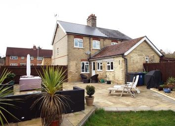 Thumbnail 3 bedroom semi-detached house for sale in Linton, Cambridge, Cambridgeshire