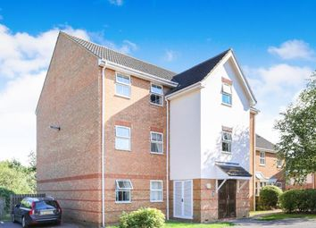 Thumbnail 2 bed flat for sale in Honeysuckle Close, Biggleswade, Bedfordshire