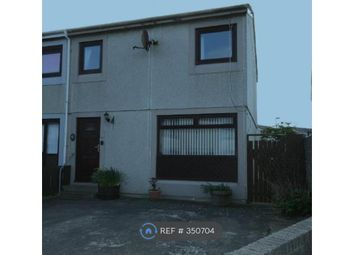 Thumbnail 3 bed end terrace house to rent in Buchan Road, Fraserburgh