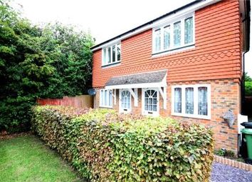 Thumbnail 1 bed semi-detached house to rent in Old Schools Lane, Ewell, Epsom