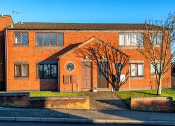 Thumbnail 2 bed flat for sale in Wimblebury Road, Cannock