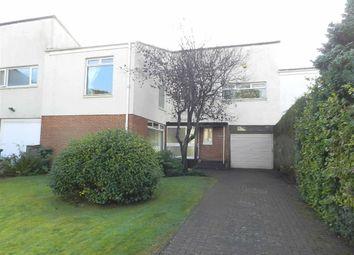 Thumbnail 4 bed semi-detached house for sale in Strathalmond Road, Barnton, Edinburgh