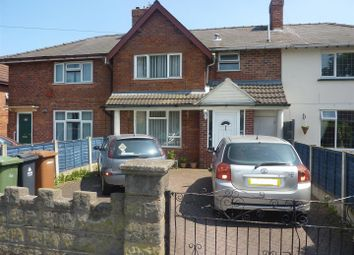 Thumbnail 3 bedroom semi-detached house to rent in Valley Road, Bloxwich, Walsall