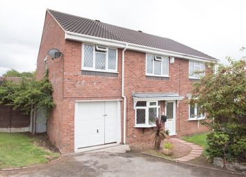 Thumbnail 4 bed semi-detached house for sale in Far Highfield, Sutton Coldfield
