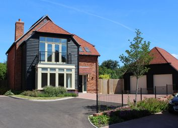 Thumbnail 4 bed detached house for sale in Colebrook Field, Ropley, Alresford