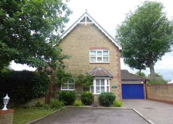 Thumbnail 4 bed detached house to rent in St. James Mews, Billericay