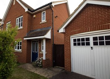 Thumbnail 3 bed semi-detached house to rent in Apley Way, Lower Cambourne