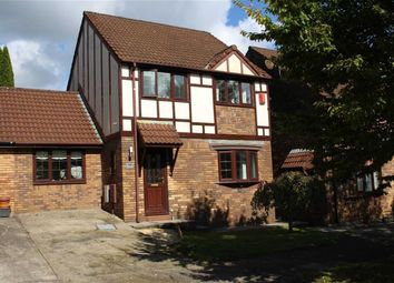 Thumbnail 3 bed link-detached house for sale in Gelli Aur, Treboeth, Swansea