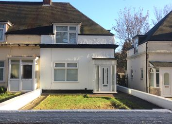 Thumbnail 3 bed semi-detached house to rent in The Ridgeway, Erdington, Birmingham