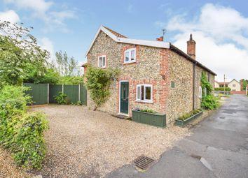 Thumbnail 4 bed property for sale in Marsh Lane, New Buckenham, Norwich
