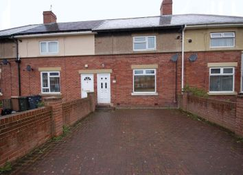 Thumbnail 3 bed terraced house to rent in Holly Avenue, Forest Hall, Newcastle Upon Tyne