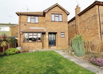 Thumbnail 4 bed detached house for sale in Antony Close, Canvey Island