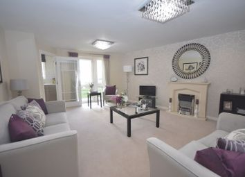 Thumbnail 2 bed flat for sale in Staple Hill Road, Fishponds, Bristol