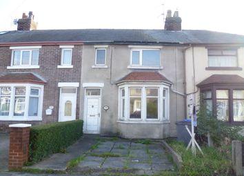 Thumbnail 2 bedroom terraced house for sale in Kumara Crescent, Blackpool
