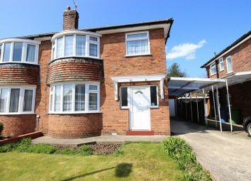 Thumbnail 3 bed semi-detached house for sale in Fairfield Crescent, Scarborough