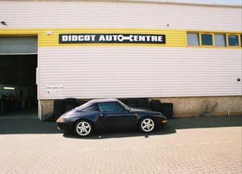 Thumbnail Commercial property for sale in Garage, Repairs & Mot Centre OX11, Hawksworth, Oxfordshire