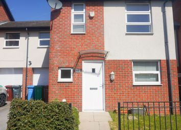 Thumbnail 3 bed semi-detached house to rent in Ivy Graham Close, Manchester