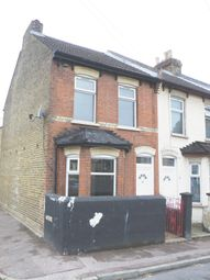 Thumbnail 2 bedroom end terrace house to rent in Reform Road, Chatham