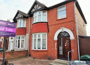 Thumbnail 3 bedroom semi-detached house for sale in Holyrood Road, Doncaster