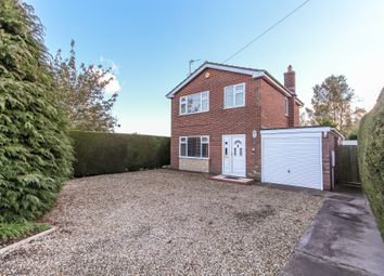 Thumbnail 3 bed detached house for sale in Main Road, Quadring, Spalding