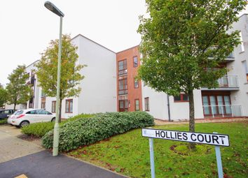 Thumbnail 2 bed flat to rent in Hollies Court, Basingstoke