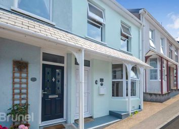 Thumbnail 2 bed terraced house to rent in Molesworth Terrace, Millbrook, Torpoint