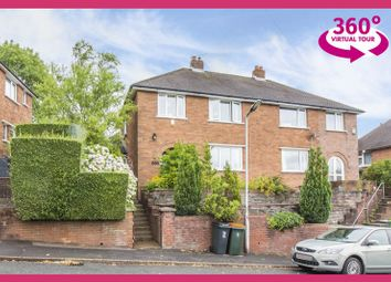 Thumbnail 3 bed semi-detached house for sale in Upper Tennyson Road, Newport