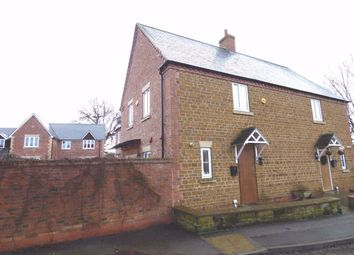 Thumbnail 2 bed semi-detached house for sale in Phipps Road, Woodford Halse, Northants